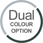 bi fold doors dual colour