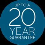 bi fold door 20 year guarantee