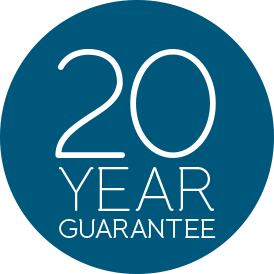 Bi-Fold Doors 20 Year Guarantee
