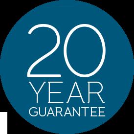 Bi-Fold Doors 20 Year Guarantee